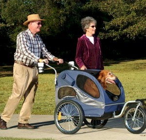 HoundAbout Pet Stroller Kit