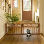Mission Aztec Freestanding Pet Gate