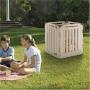 Richell Indoor Outdoor 4 Panel Playpen