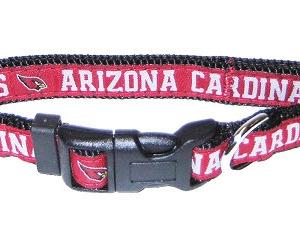 Arizona Cardinals NFL Dog Collar