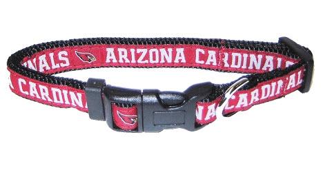 buy popular eb277 e44c1 Arizona Cardinals NFL Dog Collar