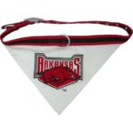 Arkansas Dog Collar Bandana