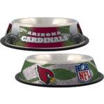 Arizona Cardinals Dog Bowl