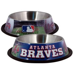 Atlanta Braves Dog Bowl