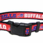 Buffalo Bills NFL Dog Collar