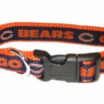 Chicago Bears NFL Dog Collar