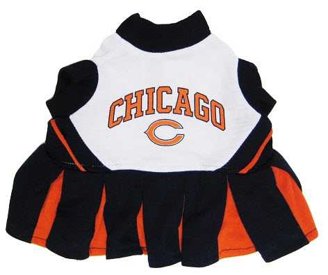 Chicago Bears NFL Dog Cheerleader Outfit.  29.95. Officially Licensed ... 2b3ff80ba