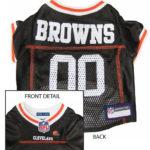 Cleveland Browns NFL Dog Jersey