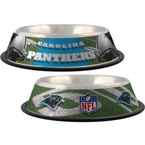Carolina Panthers Dog Bowl