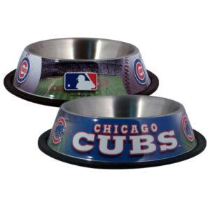 Chicago Cubs Dog Bowl