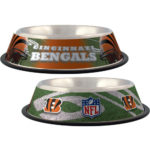 Cincinnati Bengals Dog Bowl