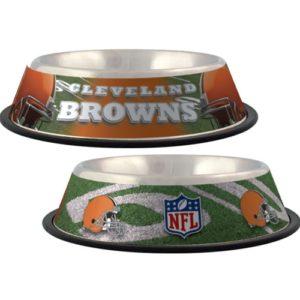 Cleveland Browns Dog Bowl