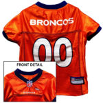 Denver Broncos NFL Dog Jersey