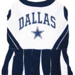 Dallas Cowboys NFL Dog Cheerleader Outfit