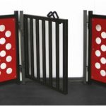 Polka Dog Gates
