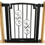 Noblesse Hallway Dog Gate
