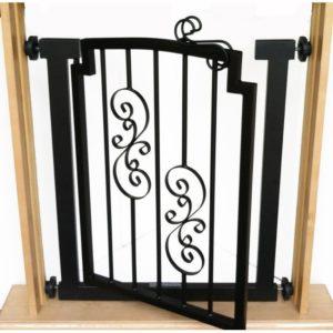Emperor Rings Doorway Dog Gate