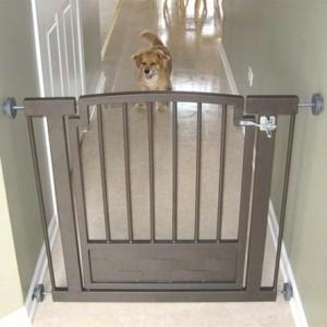 Royal Weave Hallway Dog Gate