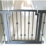 Emperor Rings Hallway Dog Gate