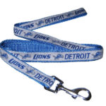 Detroit Lions NFL Dog Leash