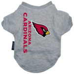Arizona Cardinals Dog Tee Shirt