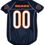 Chicago Bears Deluxe Dog Jersey