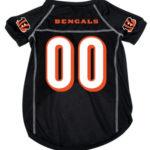 Cincinnati Bengals Deluxe Dog Jersey