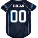 Buffalo Bills Deluxe Dog Jersey