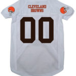 Cleveland Browns Deluxe Dog Jersey