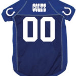 Indianapolis Colts Deluxe Dog Jersey