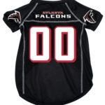 Atlanta Falcons Deluxe Dog Jersey