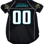 Jacksonville Jaguars Deluxe Dog Jersey