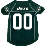 New York Jets Deluxe Dog Jersey