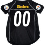 Pittsburgh Steelers Deluxe Dog Jersey