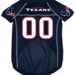 Houston Texans Deluxe Dog Jersey