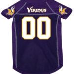 Minnesota Vikings Deluxe Dog Jersey