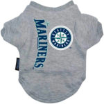 Seattle Mariners Dog Tee Shirt
