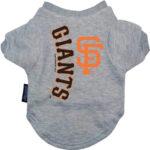 San Francisco Giants Dog Tee Shirt