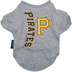 Pittsburgh Pirates Dog Tee Shirt