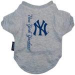 New York Yankees Dog Tee Shirt