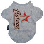 Houston Astros Dog Tee Shirt
