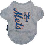 New York Mets Dog Tee Shirt