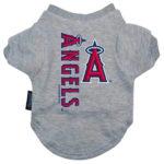 Los Angeles Angels Dog Tee Shirt