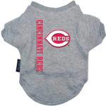Cincinnati Reds Dog Tee Shirt