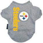 Pittsburgh Steelers Dog Tee Shirt