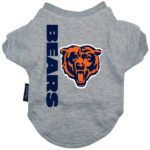 Chicago Bears Dog Tee Shirt
