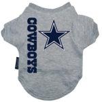 Dallas Cowboys Dog Tee Shirt