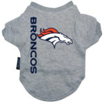 Denver Broncos Dog Tee Shirt