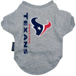Houston Texans Dog Tee Shirt