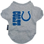 Indianapolis Colts Dog Tee Shirt